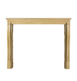 Louis XIV Style French Fireplace Surround