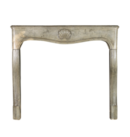 The Antique Fireplace Bank Pequeño Entorno De Chimenea Bicolor Del Siglo XVIII