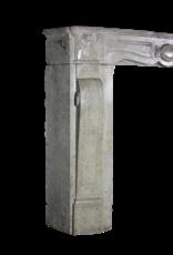Mid War Travertin Marmor Kaminmaske