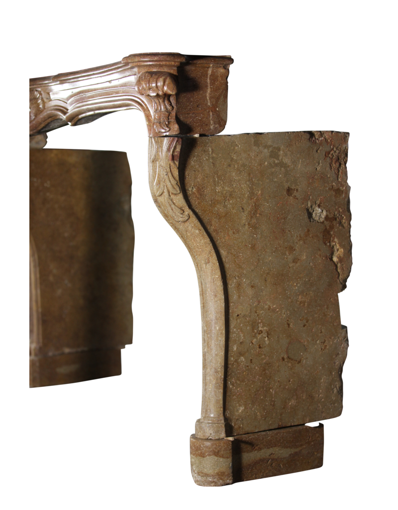 The Antique Fireplace Bank 18Th Century French Stone Fireplace Surround