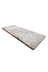 Antike Belgische Rochefort Marmor Tischplatte