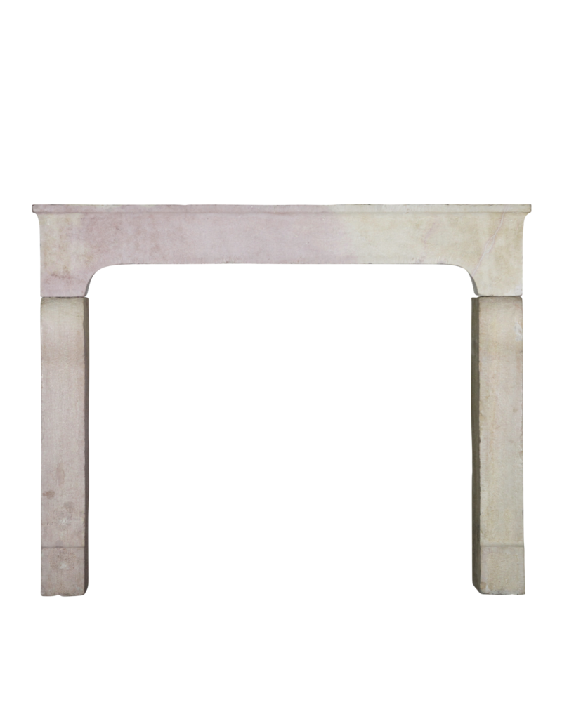 French Country Style Antique Fireplace Surround