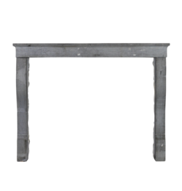 The Antique Fireplace Bank Small Timeless Grey European Fireplace Surround
