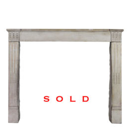 The Antique Fireplace Bank Timeless French Limestone Fireplace Surround
