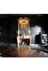 The Antique Fireplace Bank Belgian Cut Red Terra Cotta Firebrick