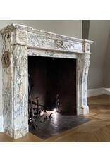 Antique Cast Iron Interior