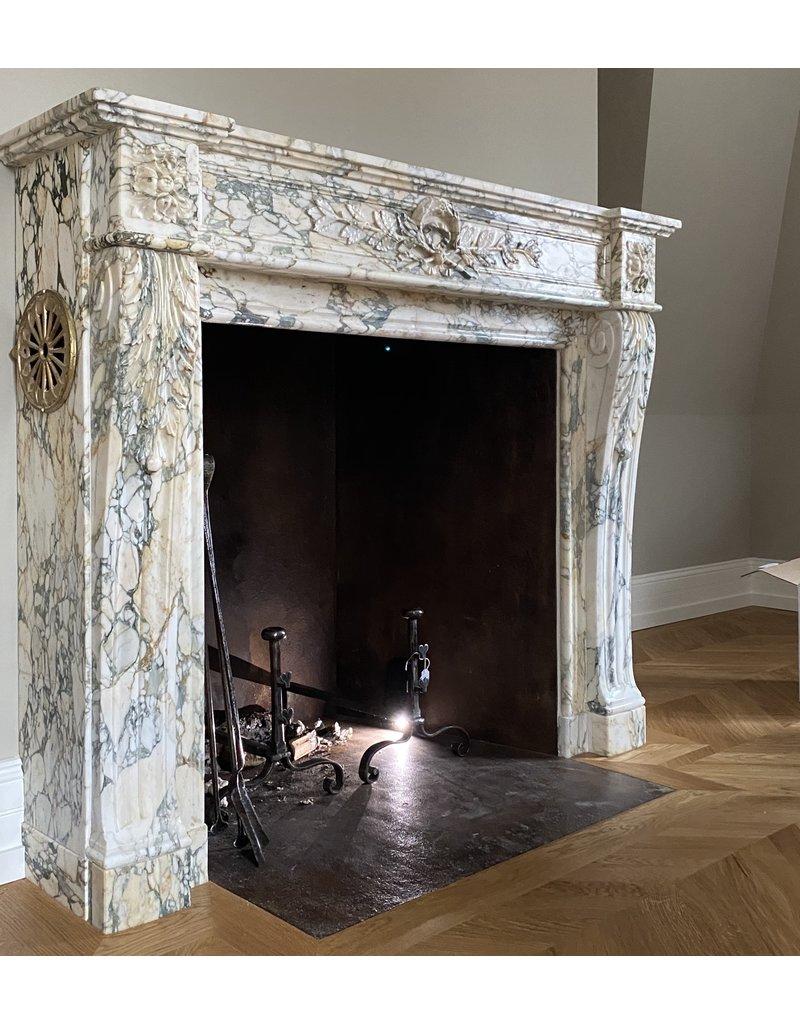 Interior De Hierro Fundido Antiguo