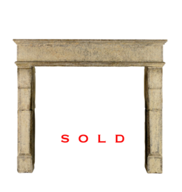 The Antique Fireplace Bank French Rustic Fireplace Surround