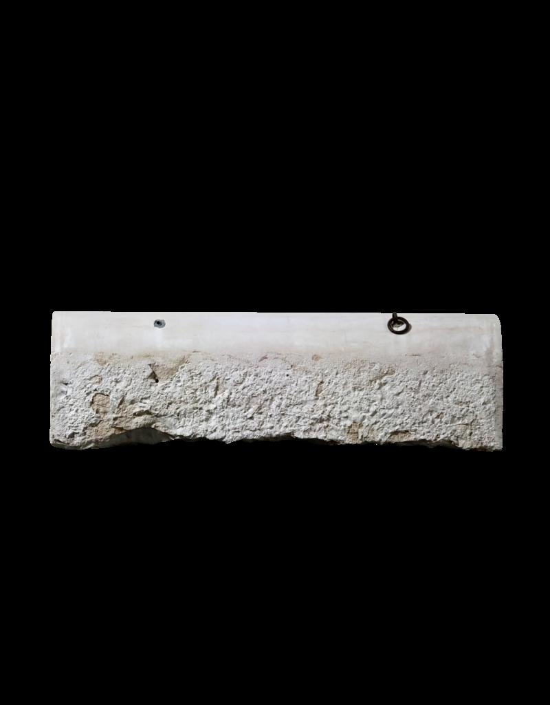 Comedero De Piedra De Mármol Del Siglo XIX