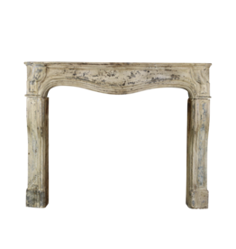 17Th Century French Country Style Fireplace Surround
