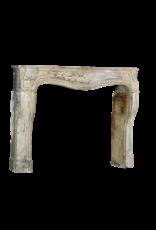 Louis XIV Period Vintage Fireplace Mantle
