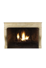 Large Antique Fireplace Mantle