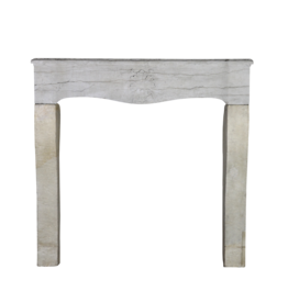 Rustic French Bicolor Fireplace Mantle
