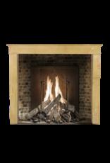 The Antique Fireplace Bank Zweifarbig Französisch Vintage Kamin Verkleidung