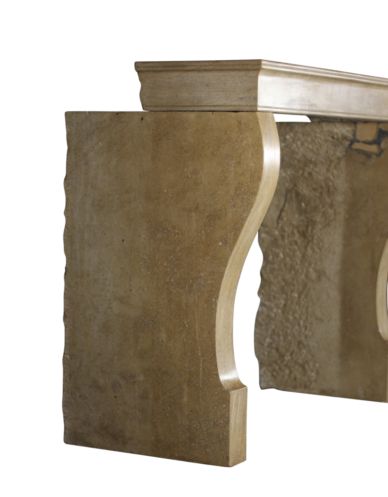 The Antique Fireplace Bank Zeitlose Vintage Kaminverkleidung