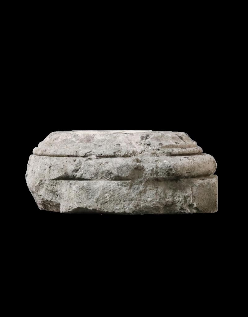 The Antique Fireplace Bank Column Fragment