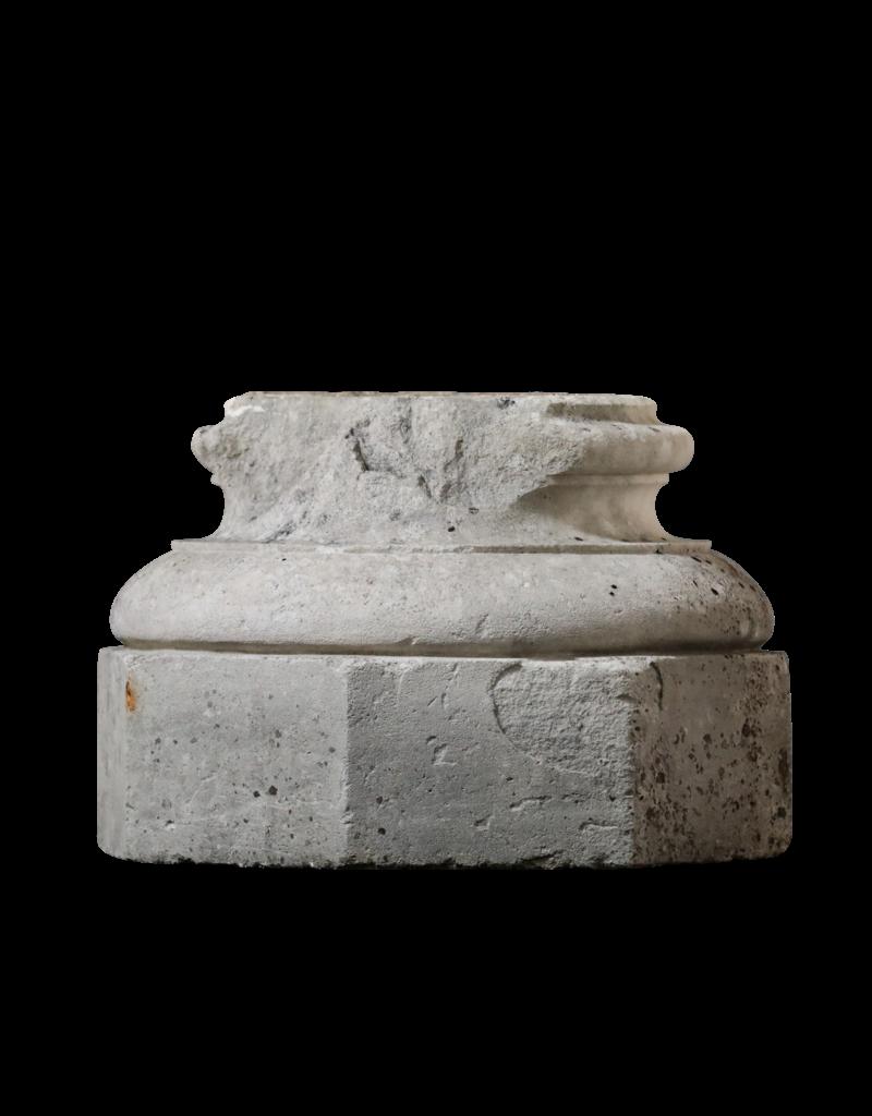 Maison Leon Van den Bogaert Antique Fireplaces & Vintage Architectural Elements Column Fragment