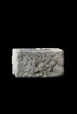 Kleiner belgischer antiker Trog