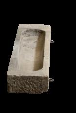 Maison Leon Van den Bogaert Antique Fireplaces & Vintage Architectural Elements Fragmento De Comedero Antigua En Piedra Caliza