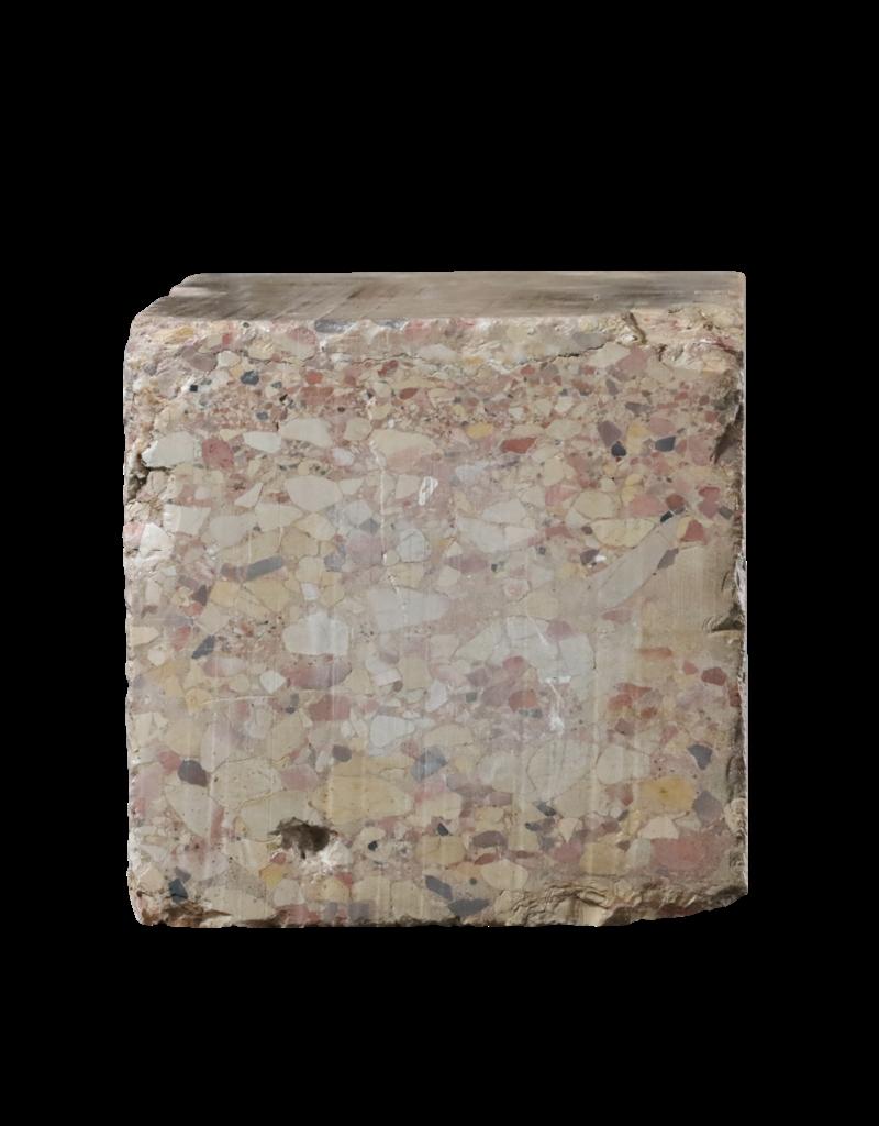 18Th Century Bloc Brêche D'Alleppe Marble