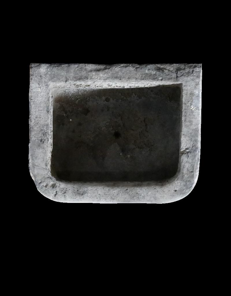 Maison Leon Van den Bogaert Antique Fireplaces & Vintage Architectural Elements Belgian Black Marble Stone Trough