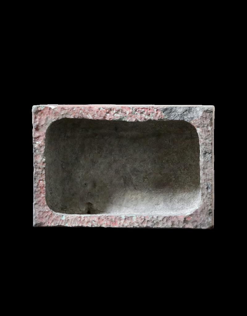 The Antique Fireplace Bank Belgian Bleu Stone Sink