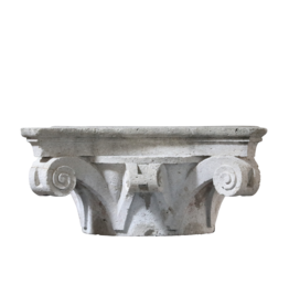 The Antique Fireplace Bank Column Headstone