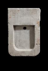 Maison Leon Van den Bogaert Antique Fireplaces & Vintage Architectural Elements Lavabo De Pared Rústico En Piedra Caliza