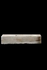 Rustic Wall Sink In Limestone