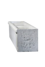 The Antique Fireplace Bank Carrara Marble Sink