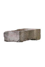 Rustic French Limestone Trough