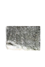 Waschtrog in Kalkstein