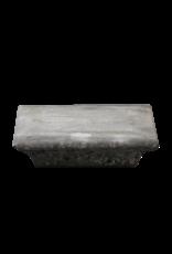 Pair Of Column Headstones