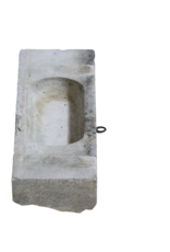 The Antique Fireplace Bank Antique Limestone Trough
