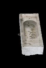 Canaleta De Piedra Caliza Antigua