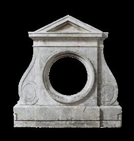 The Antique Fireplace Bank Historisches architektonisches Element