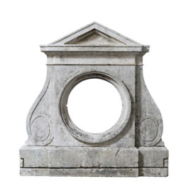 The Antique Fireplace Bank Reclaimed Architectural Element
