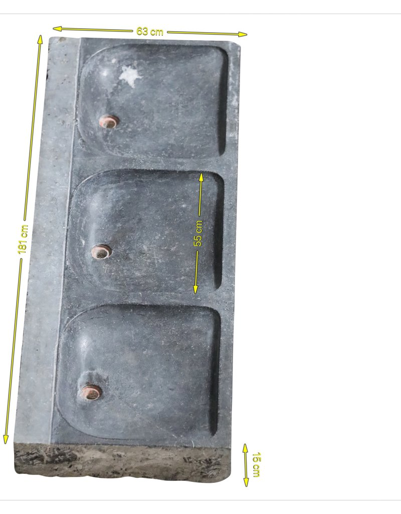 Belgian Monastery Reclaimed Sink