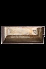 The Antique Fireplace Bank Antik Gusseisen trinken Bassin
