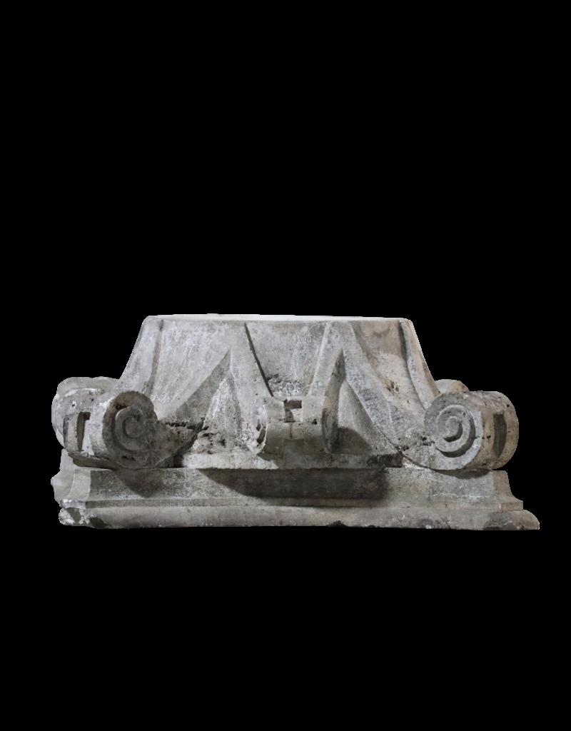 Column Headstone