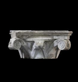 The Antique Fireplace Bank Säulengrundstein