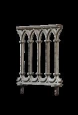 Gothic Style Cast Iron Balcony