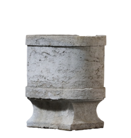 The Antique Fireplace Bank Reclaimed Ice Container