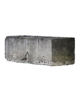 Grand Reclaimed French Trough