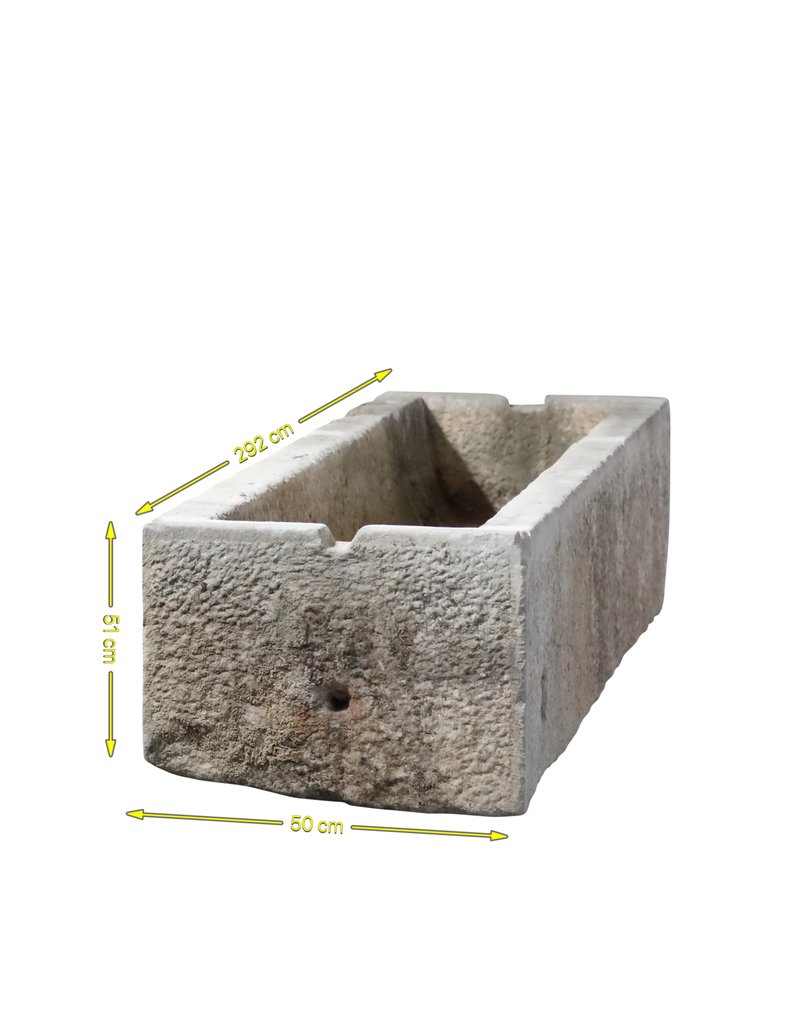 Drinking Trough Limestone