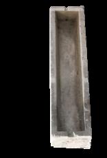Maison Leon Van den Bogaert Antique Fireplaces & Vintage Architectural Elements Trog im Kalkstein