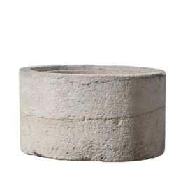 Round Reclaimed Bassin