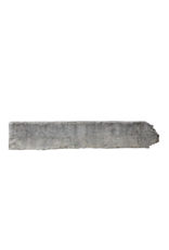 Rustic French Limestone Trough Fragment