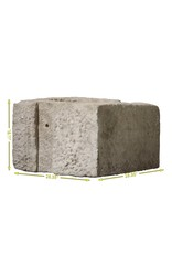 Antique French Well Head Stone