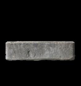 Comedero Fino En Piedra Caliza